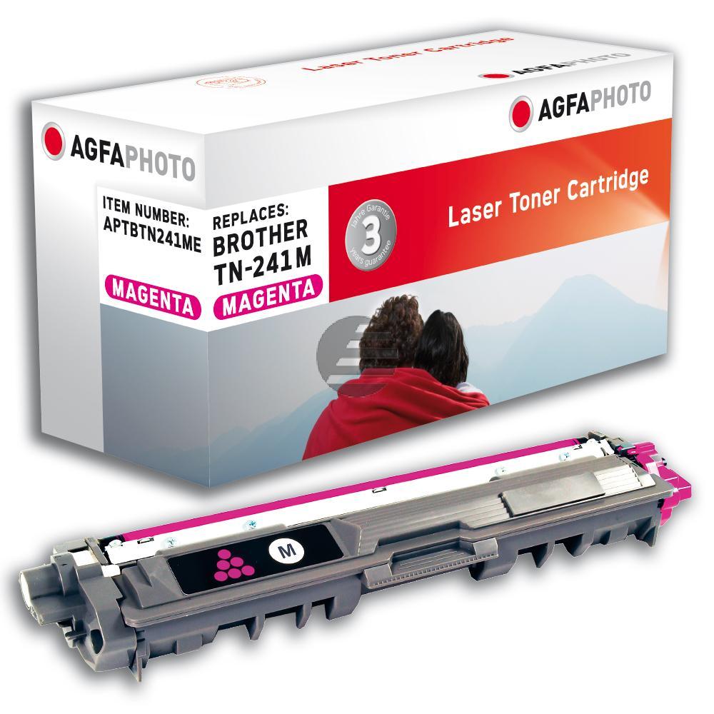 Agfaphoto Toner-Kit magenta (APTBTN241ME) ersetzt TN-241M