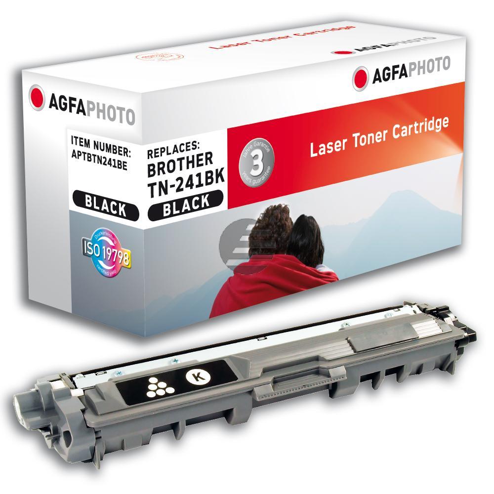 Agfaphoto Toner-Kit schwarz (APTBTN241BE) ersetzt TN-241BK