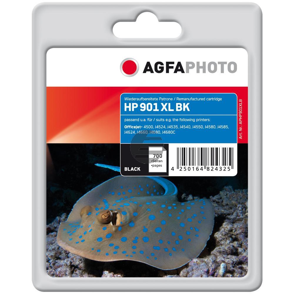 Agfaphoto Tintendruckkopf schwarz (APHP901XLB)