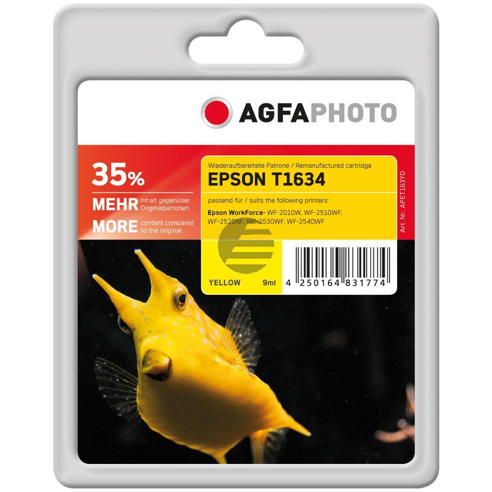 Agfaphoto Tinte gelb (APET163YD)