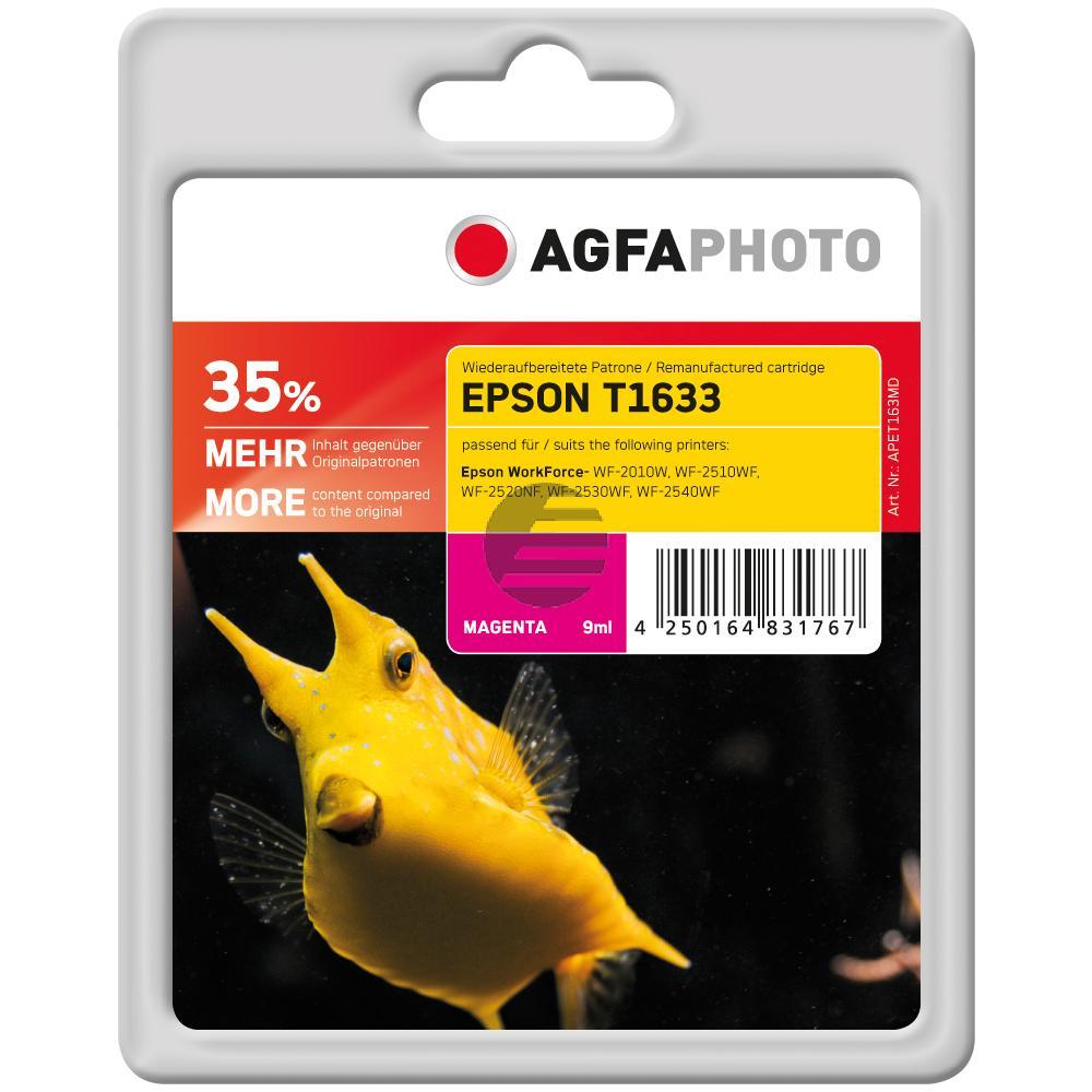 Agfaphoto Tinte Magenta (APET163MD)