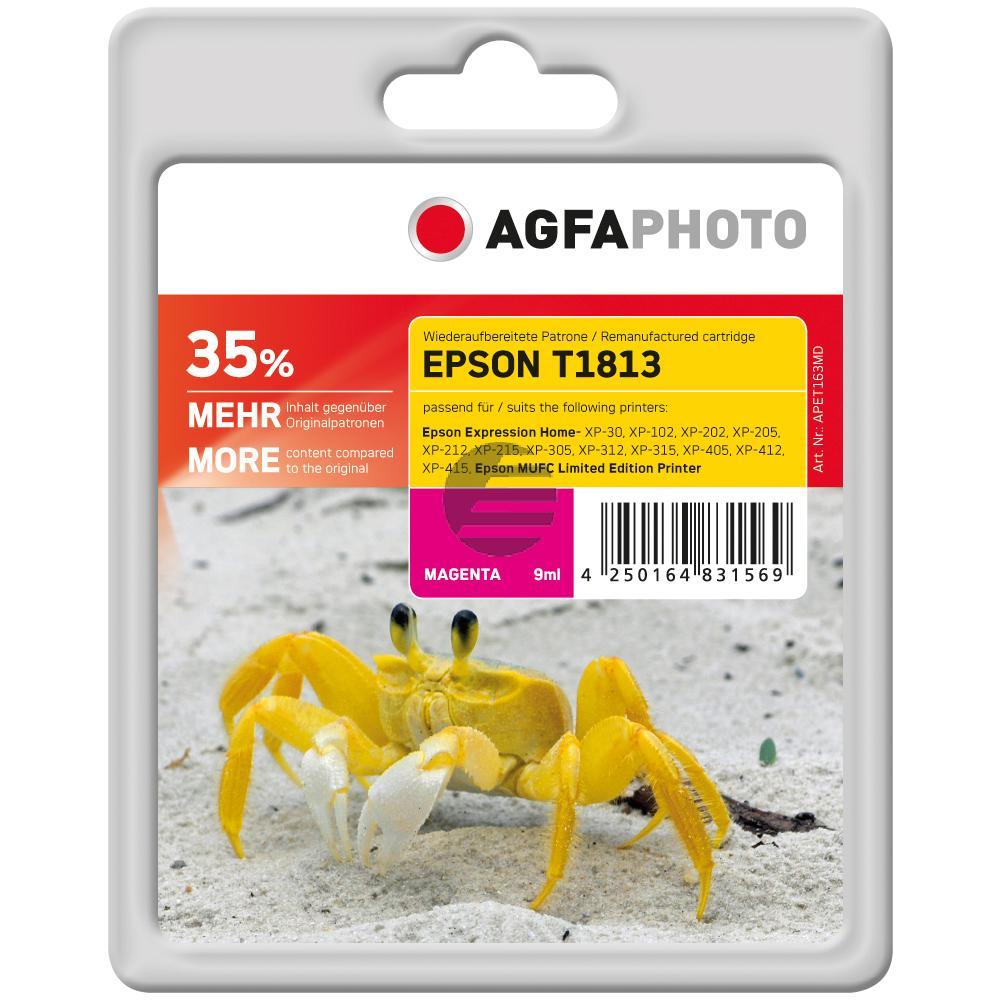 Agfaphoto Tinte Magenta HC (APET181MD)