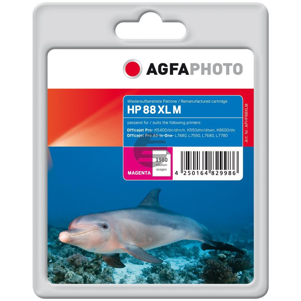 Agfaphoto Tintenpatrone magenta (APHP88XLM)