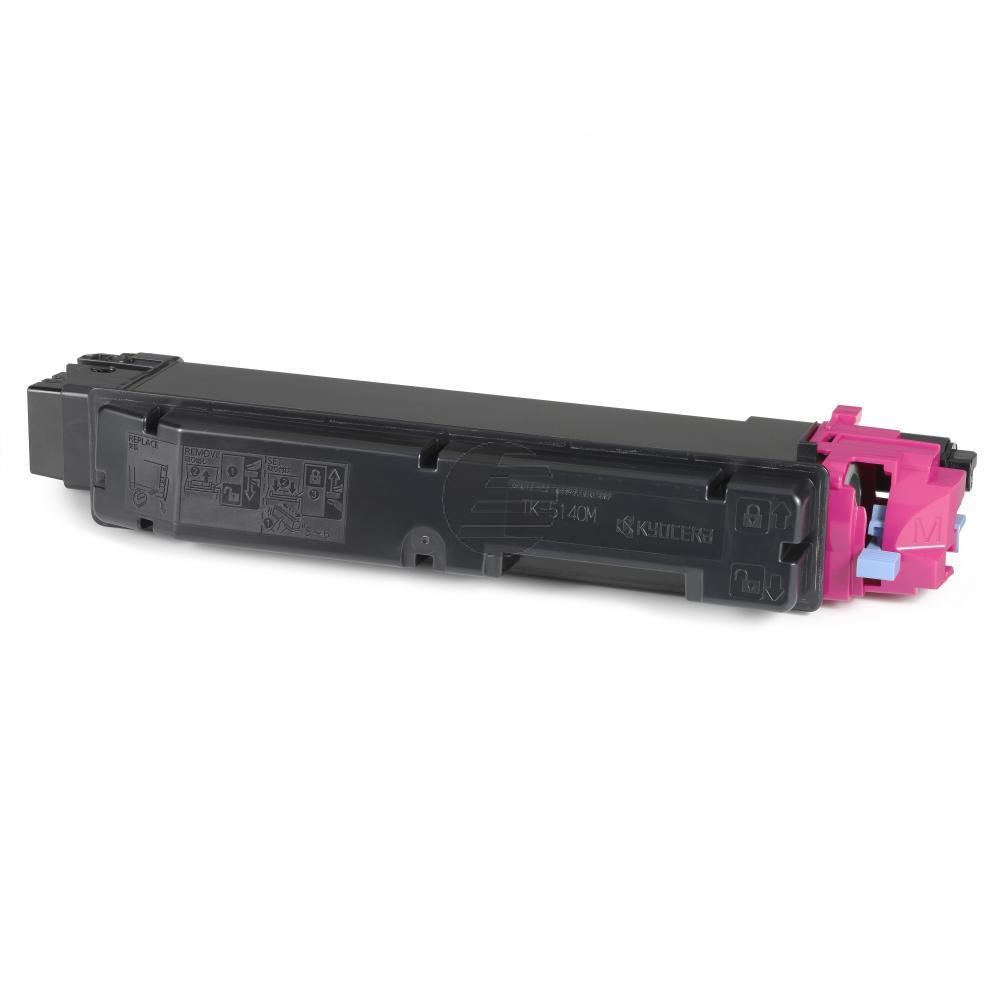 Kyocera Toner-Kit magenta (1T02NRBNL0, TK-5140M)