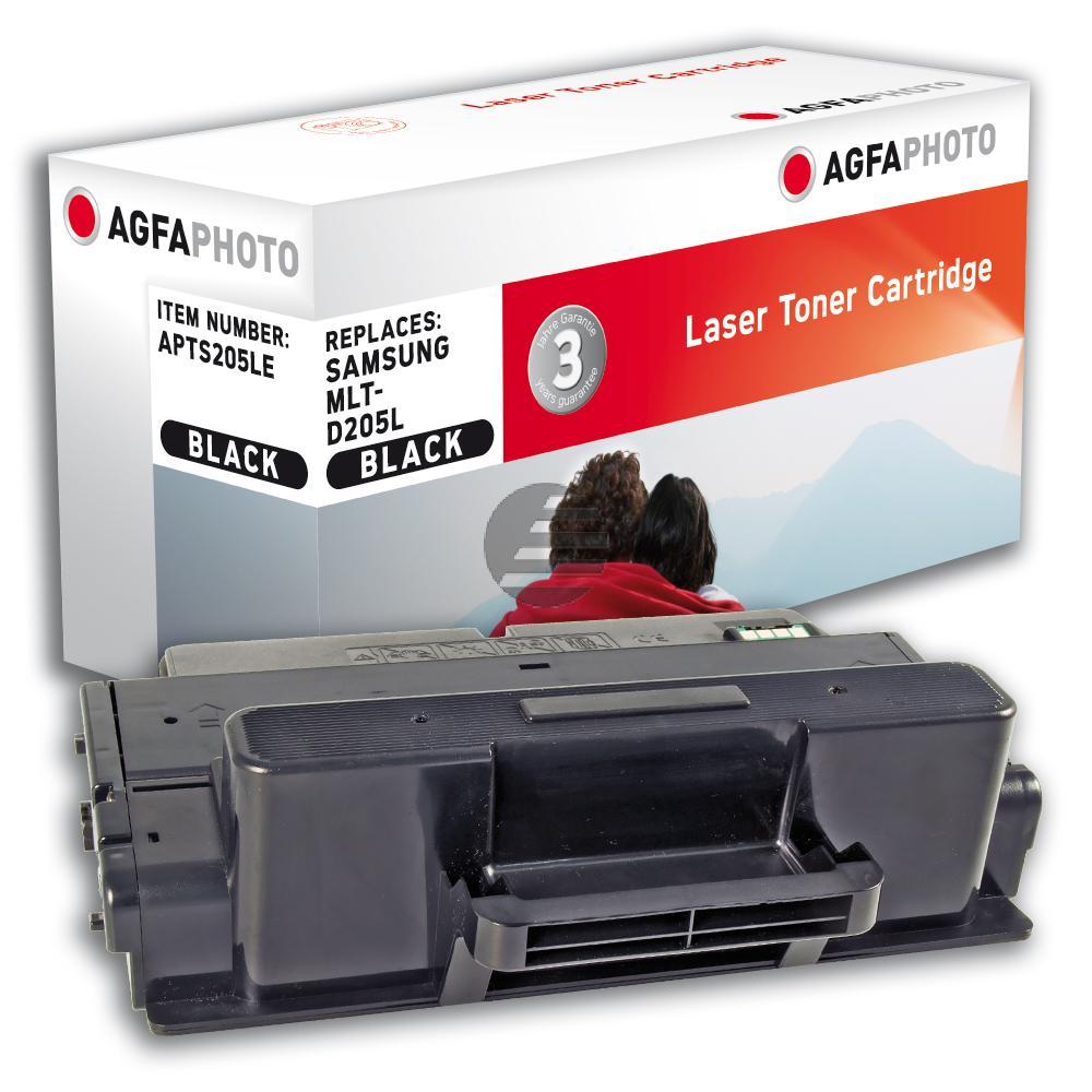 Agfaphoto Toner-Kartusche schwarz HC (APTS205LE)