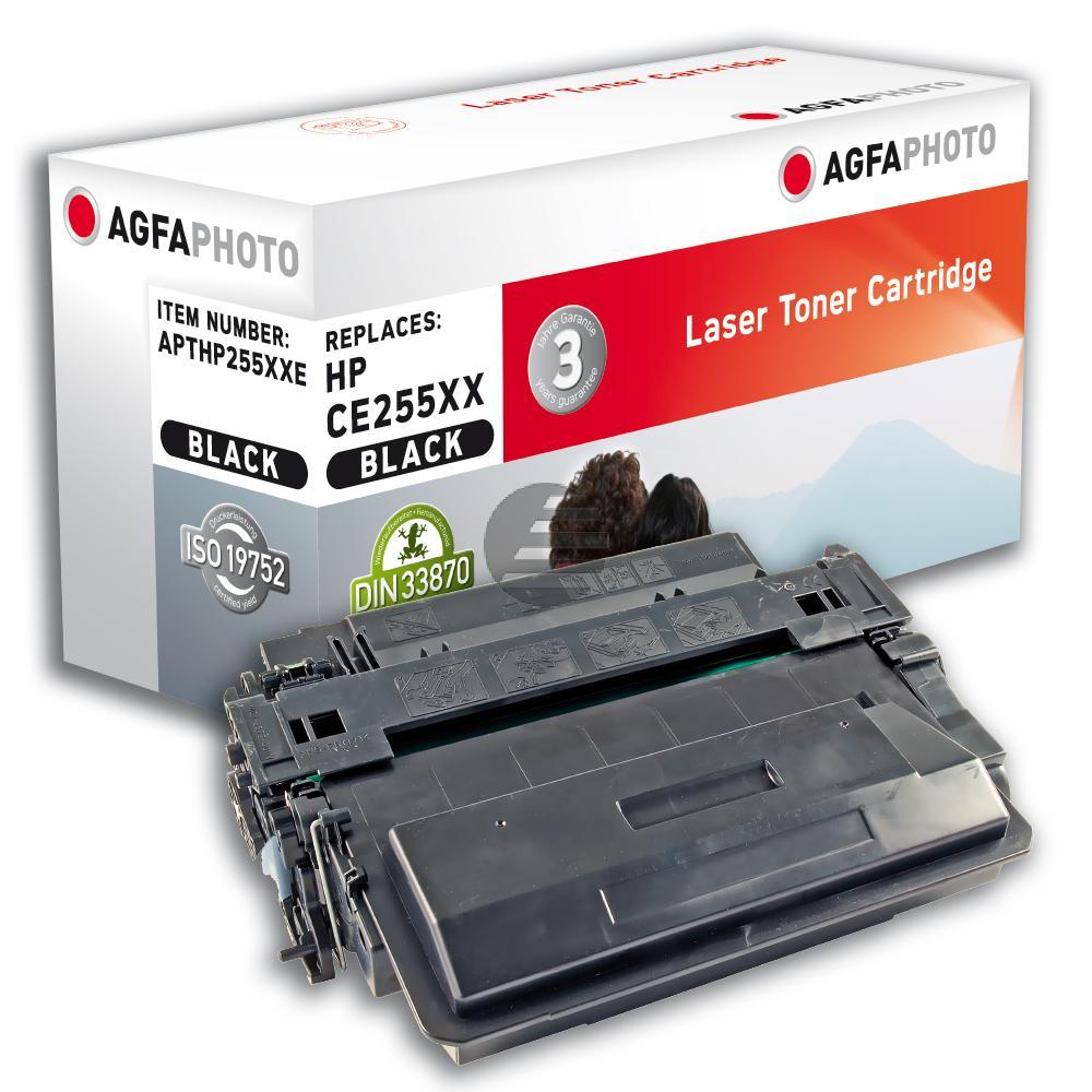 Agfaphoto Toner-Kartusche schwarz HC plus (APTHP255XXE)