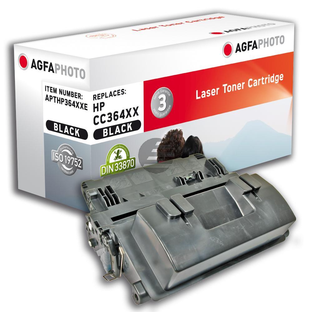 Agfaphoto Toner-Kartusche schwarz HC plus (APTHP364XXE)