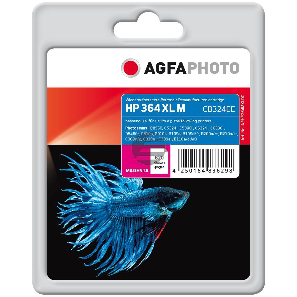 Agfaphoto Tintenpatrone magenta HC (APHP364MXLDC)