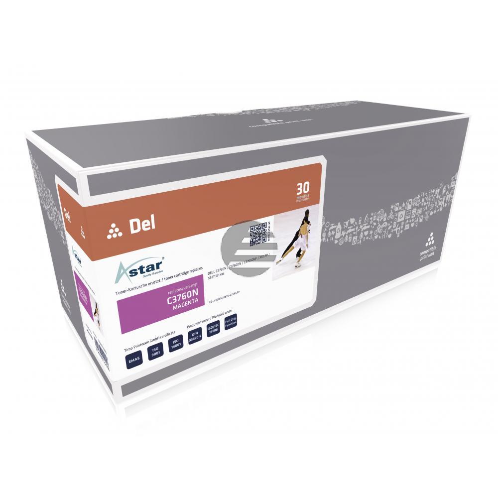 Astar Toner-Kit magenta HC (AS12760)