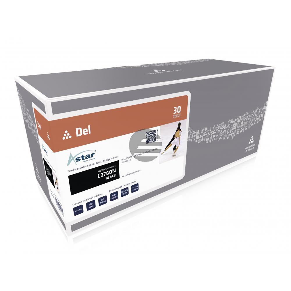 Astar Toner-Kit schwarz HC (AS11760)