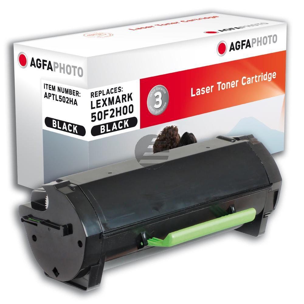 Agfaphoto Toner-Kit schwarz HC (APTL502HA)