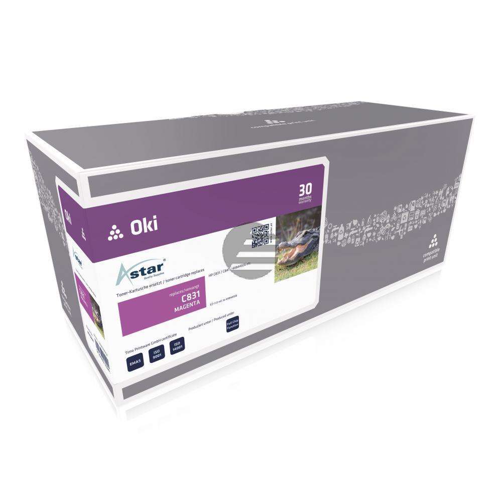Astar Toner-Kit magenta (AS12831)
