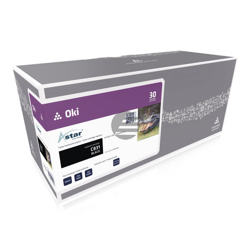 Astar Toner-Kit schwarz (AS11831)