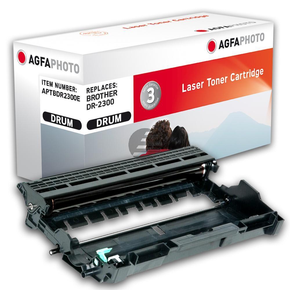 Agfaphoto Fotoleitertrommel schwarz (APTBDR2300E)