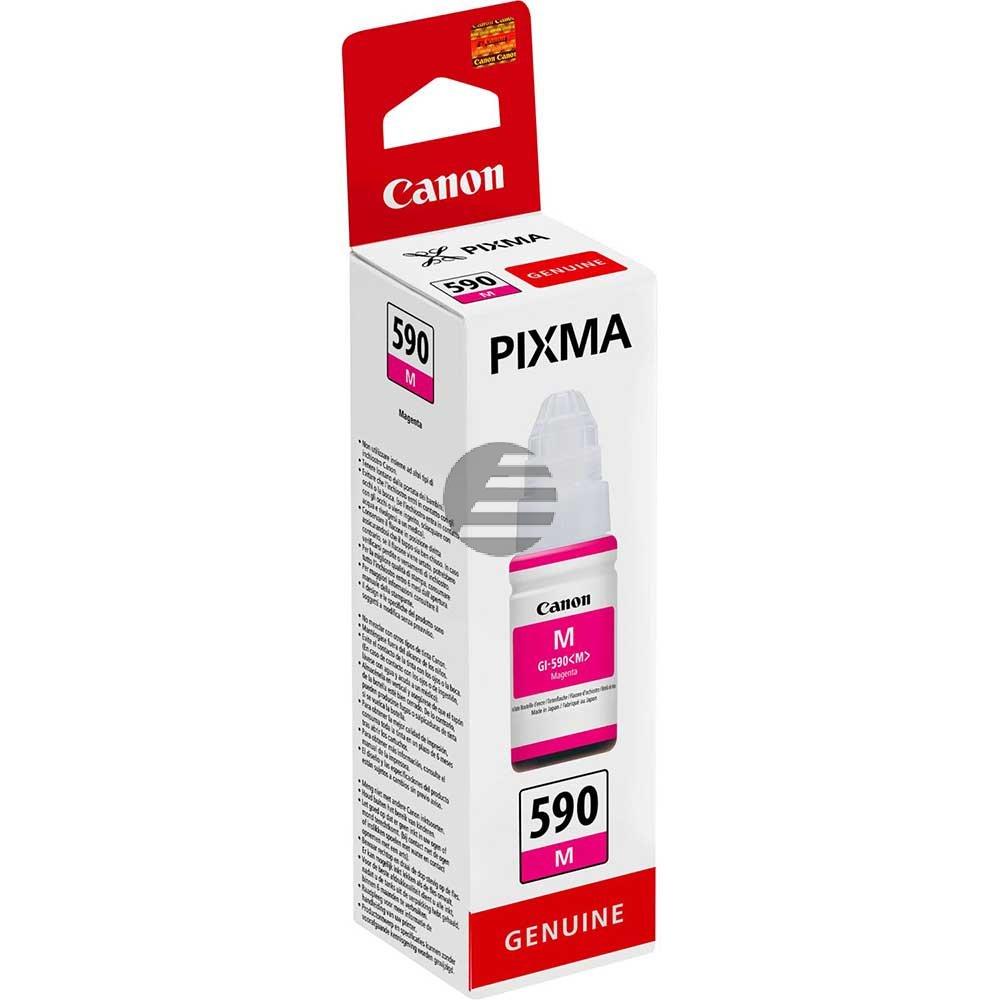 Canon Tintennachfüllfläschchen magenta (1605C001, GI-590M)
