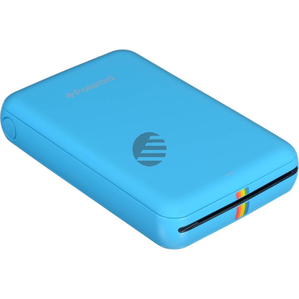Polaroid Zip Mobile Printer (blue) (POLMP01BL)