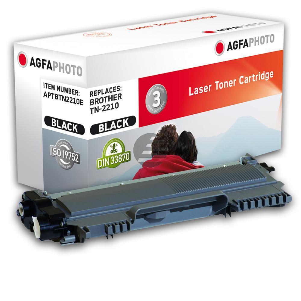 Agfaphoto Toner-Kit schwarz (APTBTN2210E)