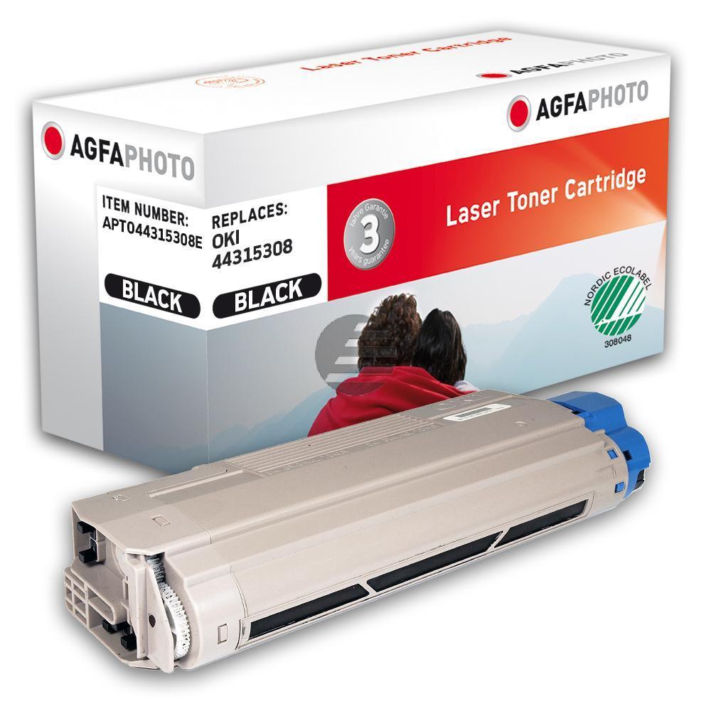 Agfaphoto Toner-Kit schwarz (APTO44315308E)