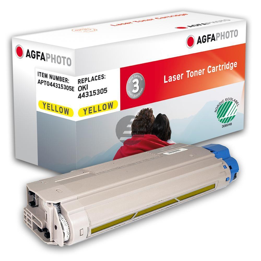 Agfaphoto Toner-Kit gelb (APTO44315305E)
