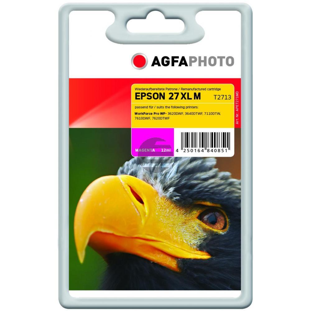 Agfaphoto Tinte Magenta HC (APET271MD)