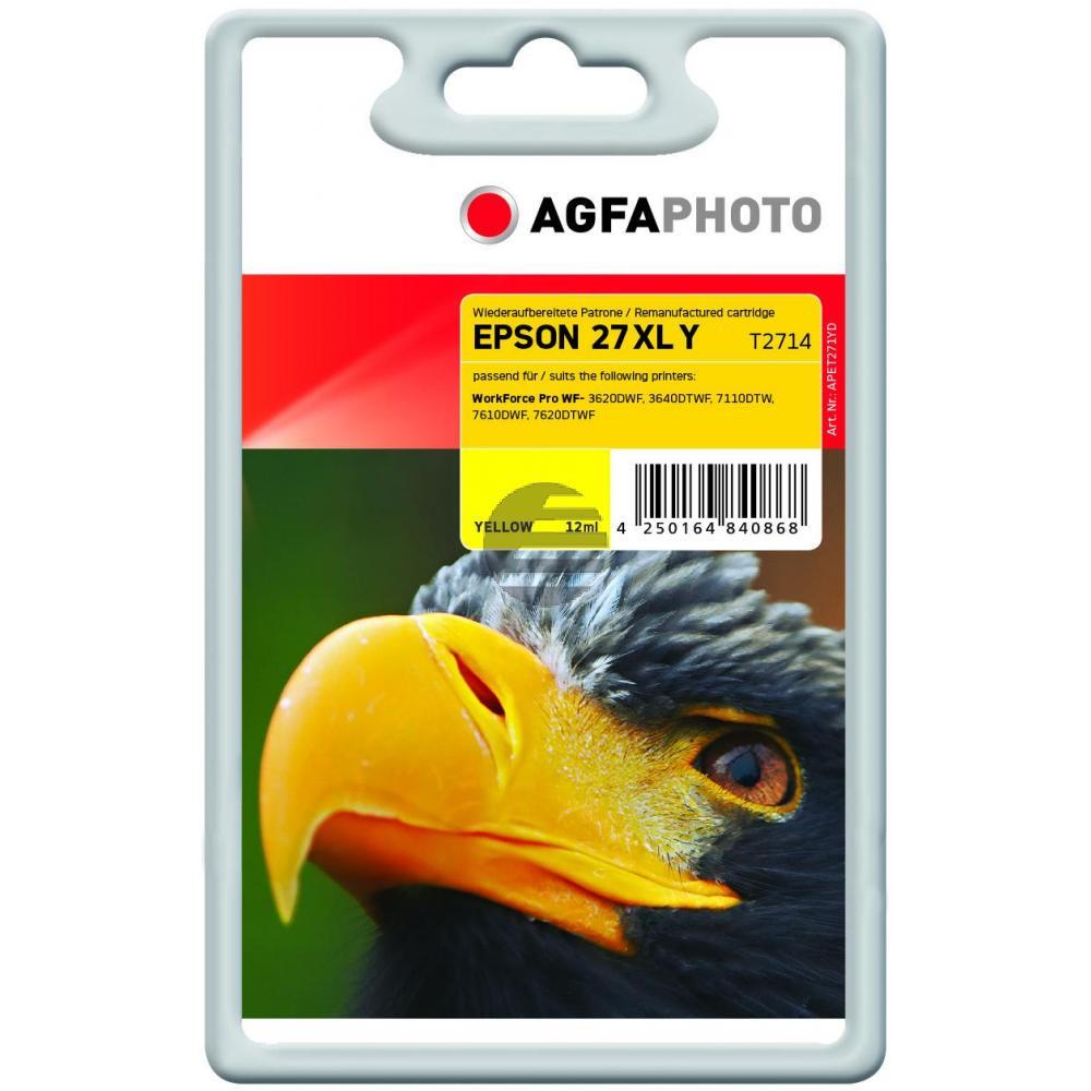 Agfaphoto Tinte gelb HC (APET271YD)