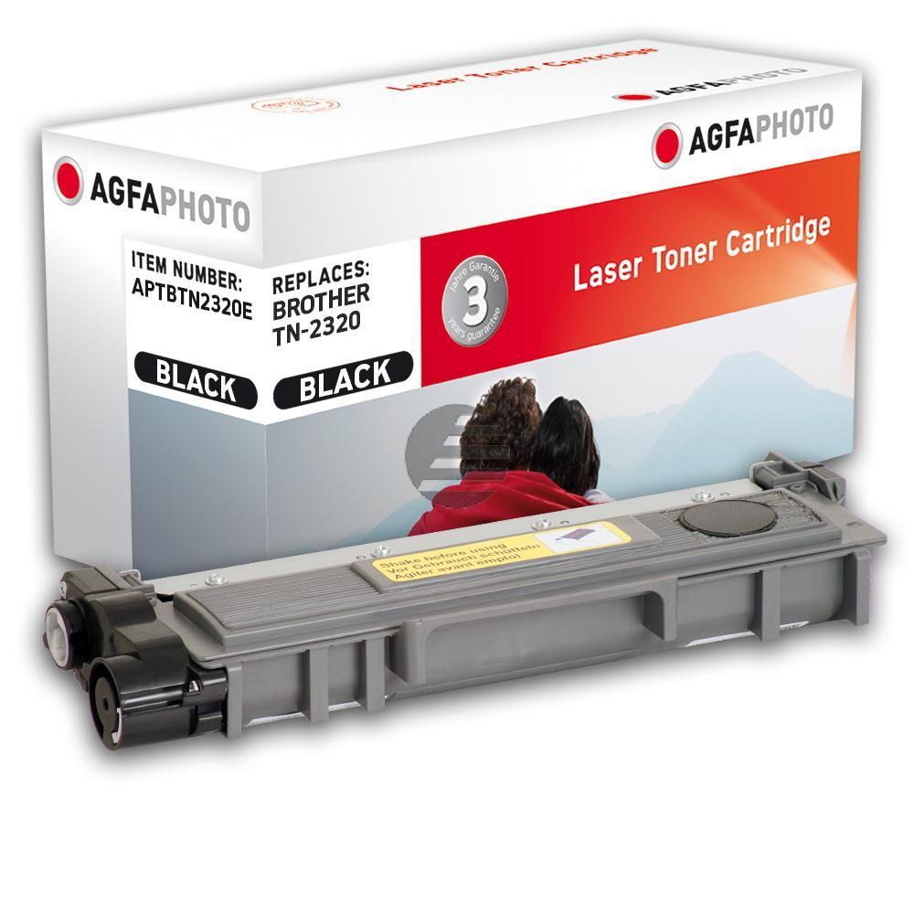 Agfaphoto Toner-Kit schwarz HC (APTBTN2320E)