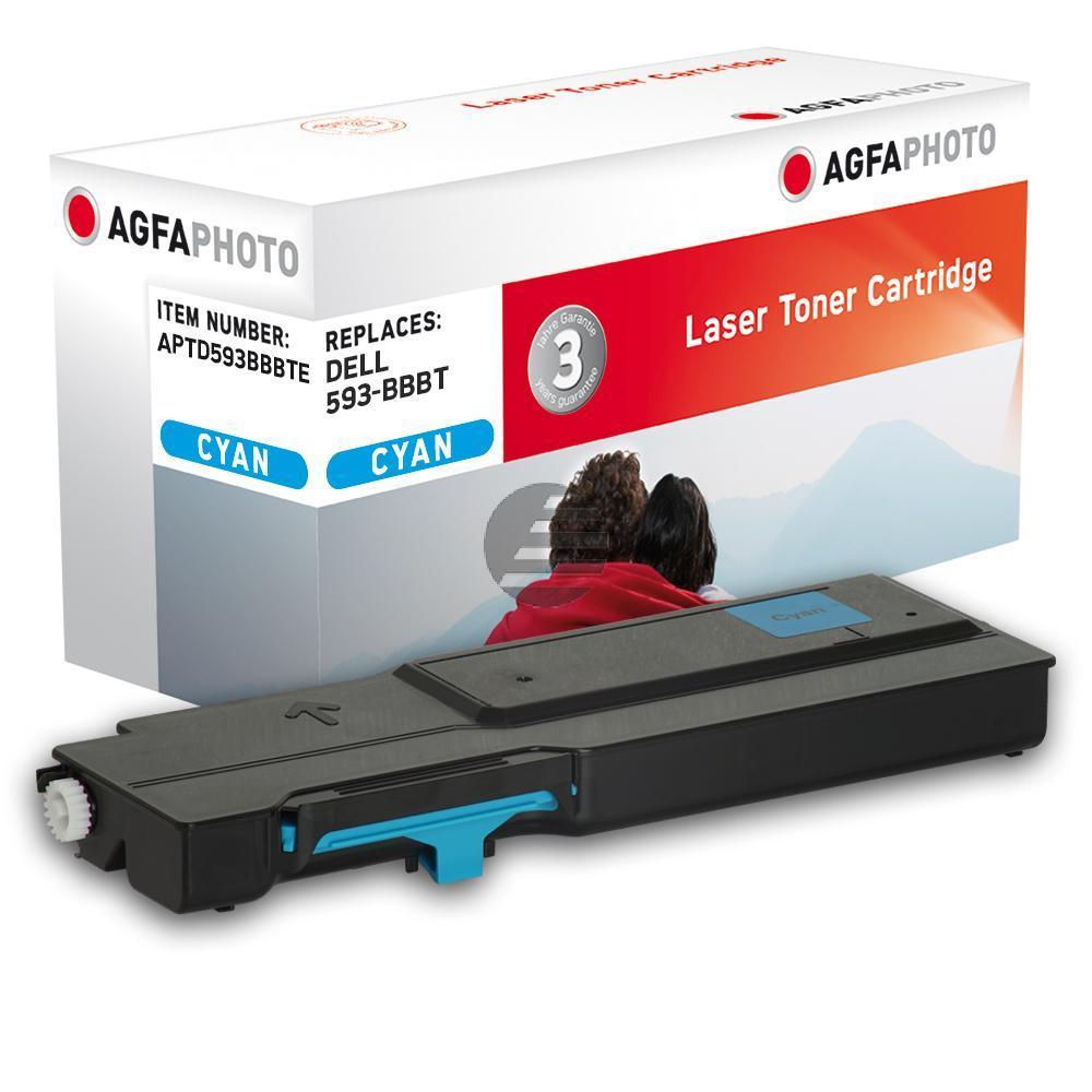 Agfaphoto Toner-Kit cyan (APTD593BBBTE)