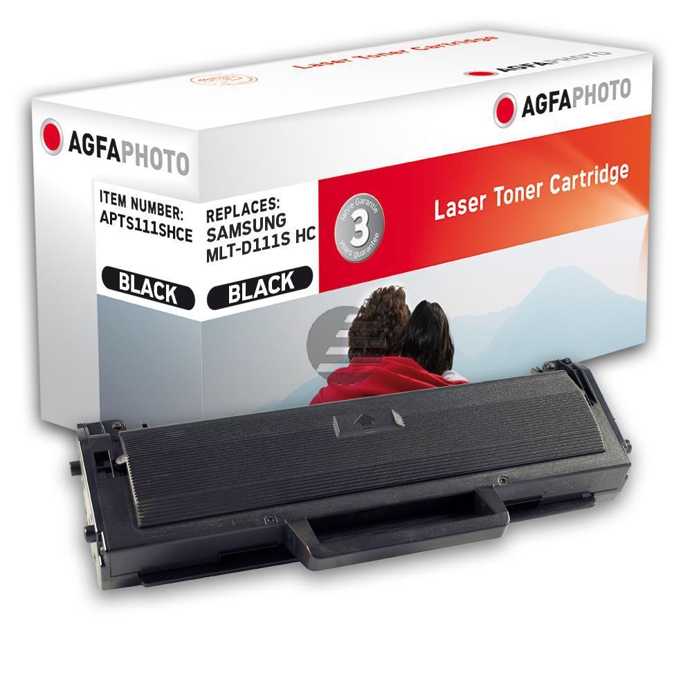Agfaphoto Toner-Kartusche schwarz HC (APTS111SHCE)