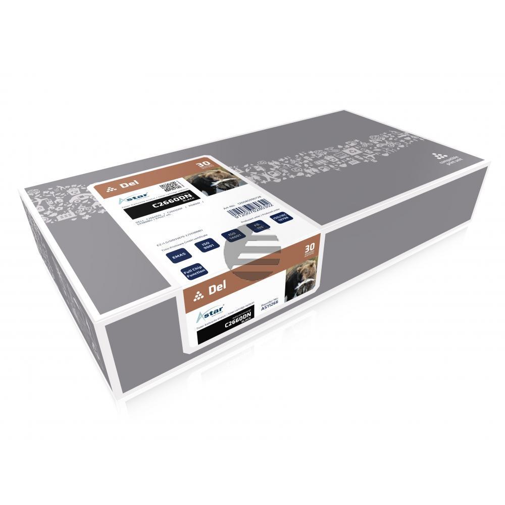 Astar Toner-Kit schwarz (AS11266)