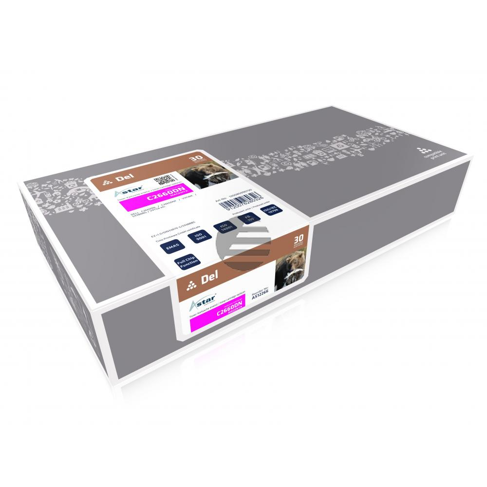 Astar Toner-Kit magenta (AS12266)