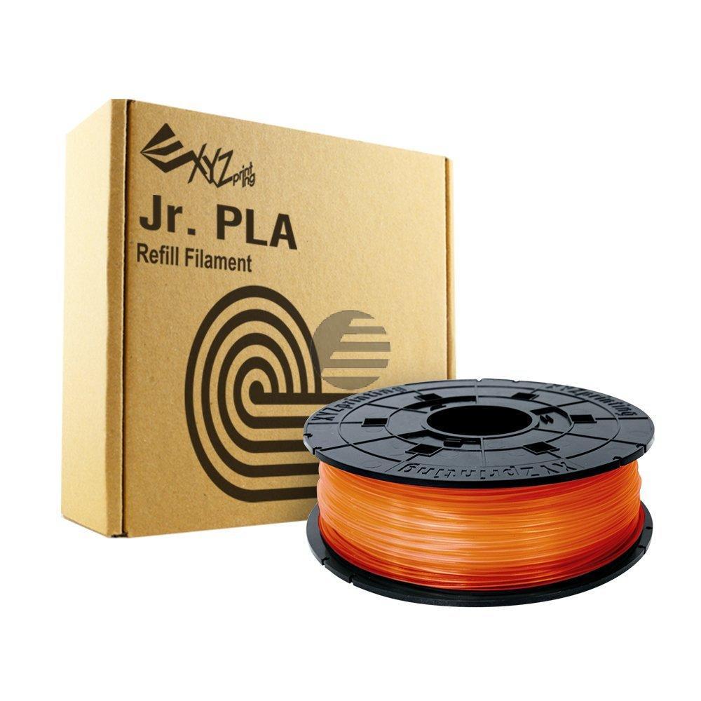 PLA FILAMENT JUNIOR CLEAR TANG RFPLCXEU07B 1.75mm 600gr
