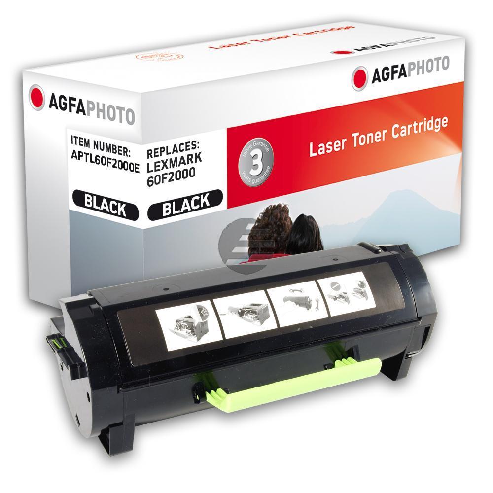 Agfaphoto Toner-Kartusche schwarz (APTL60F2000E)