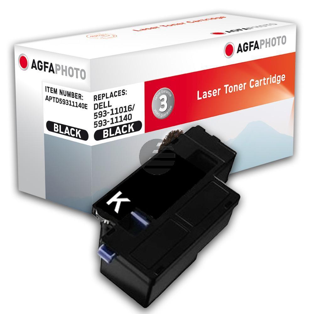 Agfaphoto Toner-Kit schwarz (APTD59311140E)