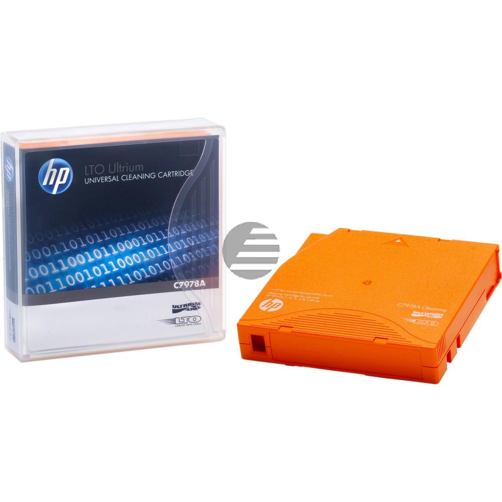 C7978A HP LTO REINIGUNGSDATENBAND 50Reinigungen universal
