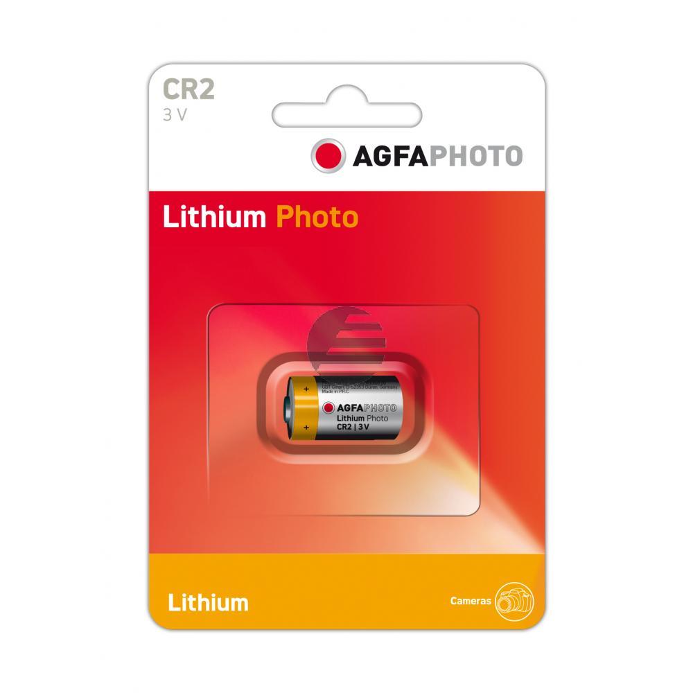 120-802602 AP LITHIUM BATTERIE CR2 lithium photo 3Volt