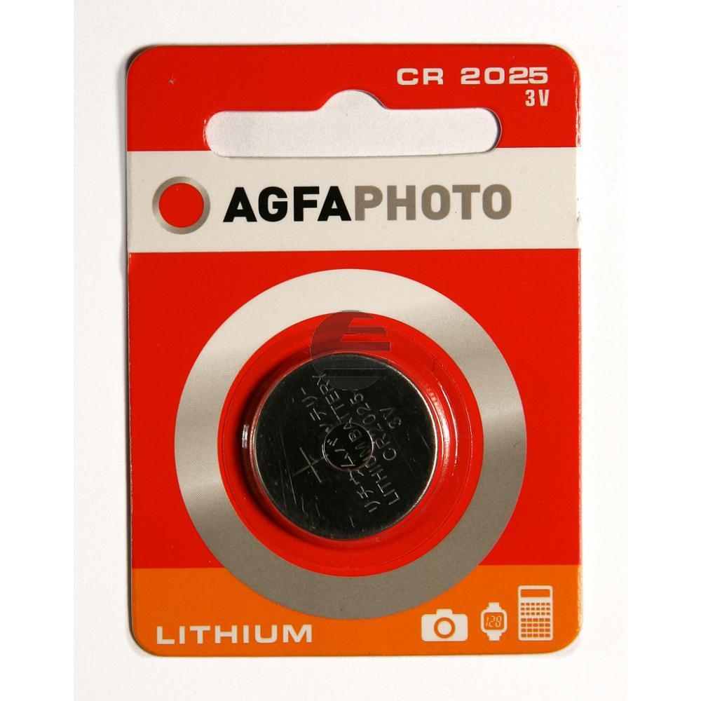 150-803425 AP LITHIUM-KNOPFZELLE CR2025 3Volt
