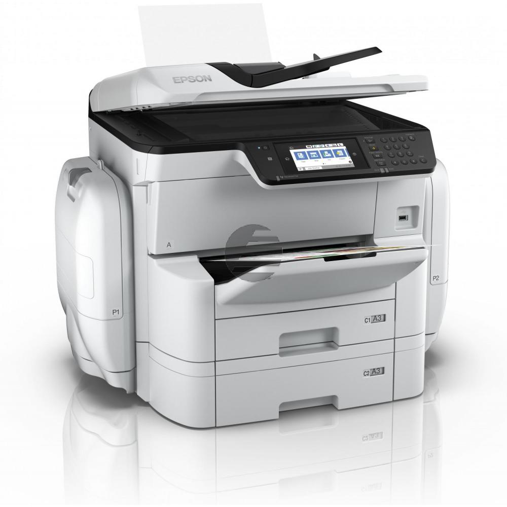 Epson Workforce Pro WF-C 869 RDTWFC (C11CF34401BR)