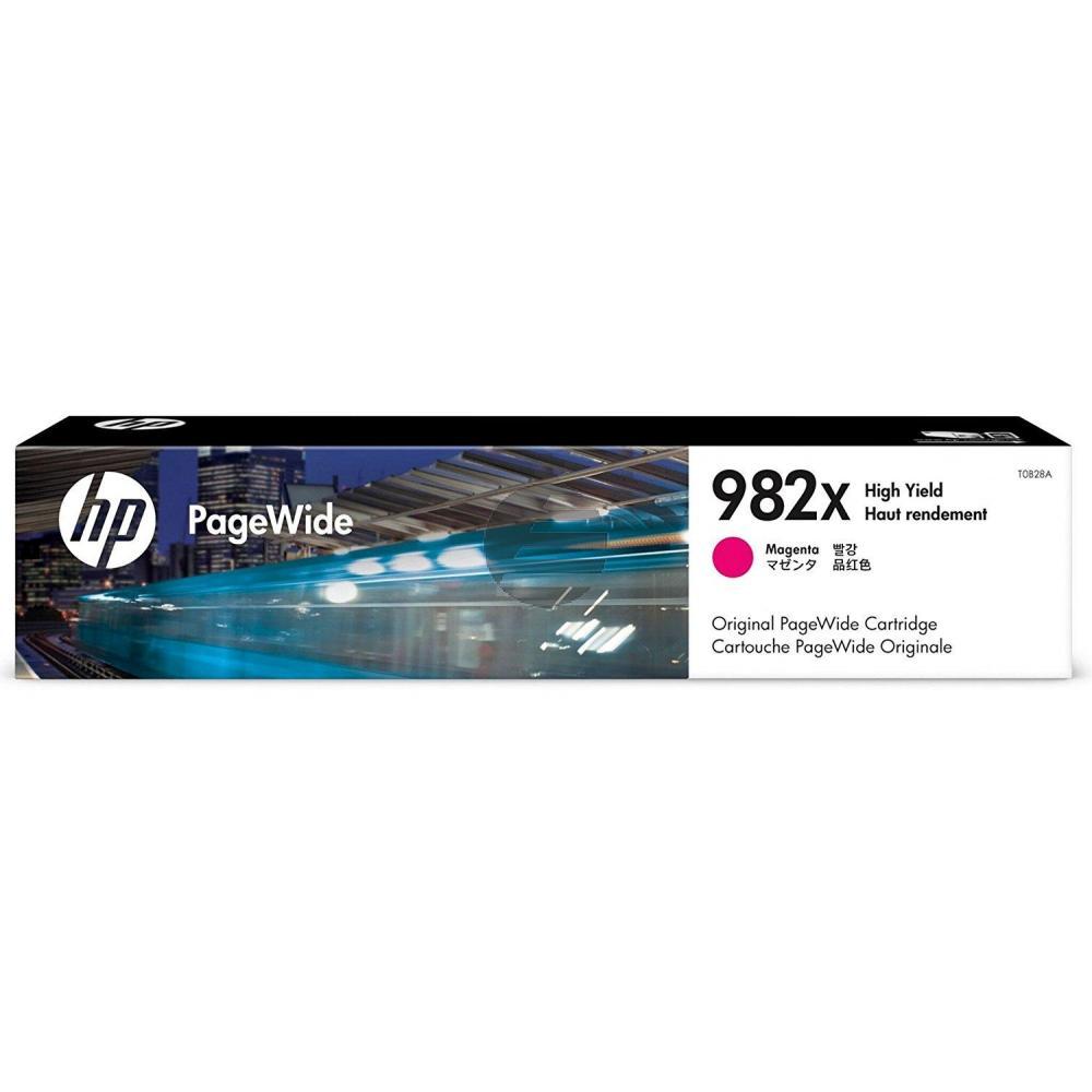 HP Tintendruckkopf magenta HC (T0B28A, 982X)