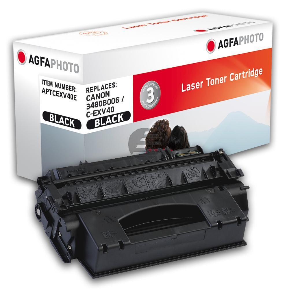 Agfaphoto schwarz (APTCEXV40E)