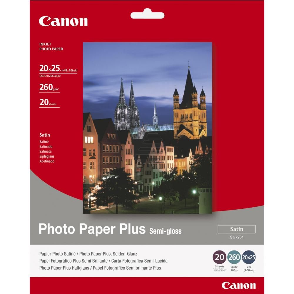 Canon Photo Papier 20 x 25 260 g/qm