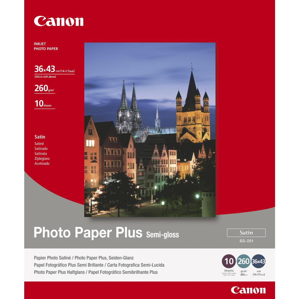 Canon Photo Papier 36 x 43 260 g/qm