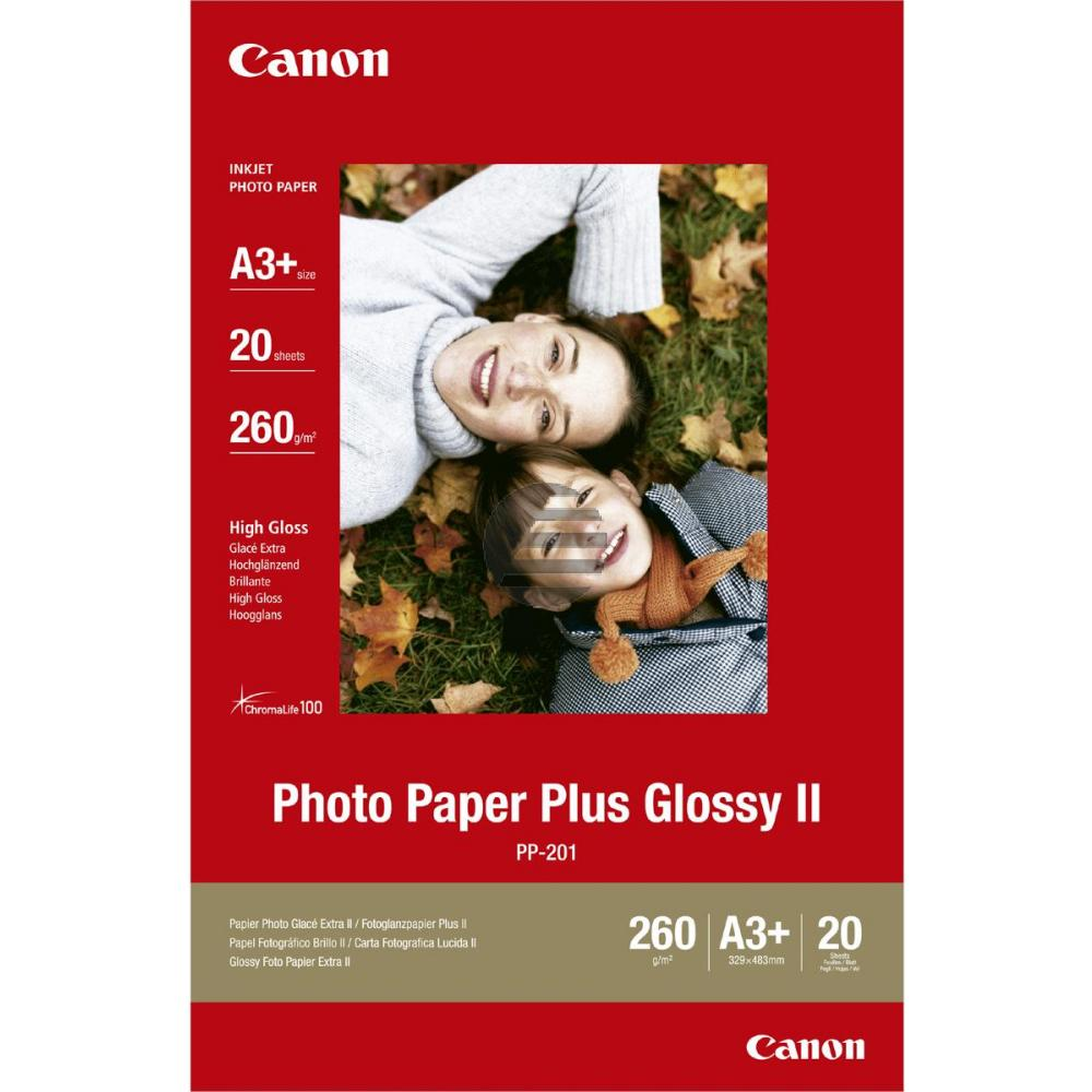 Canon Photo Papier A3+ 260 g/qm glossy