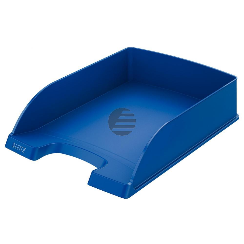 Leitz Briefkorb Plus A4 blau 255 x 360 x 70 mm