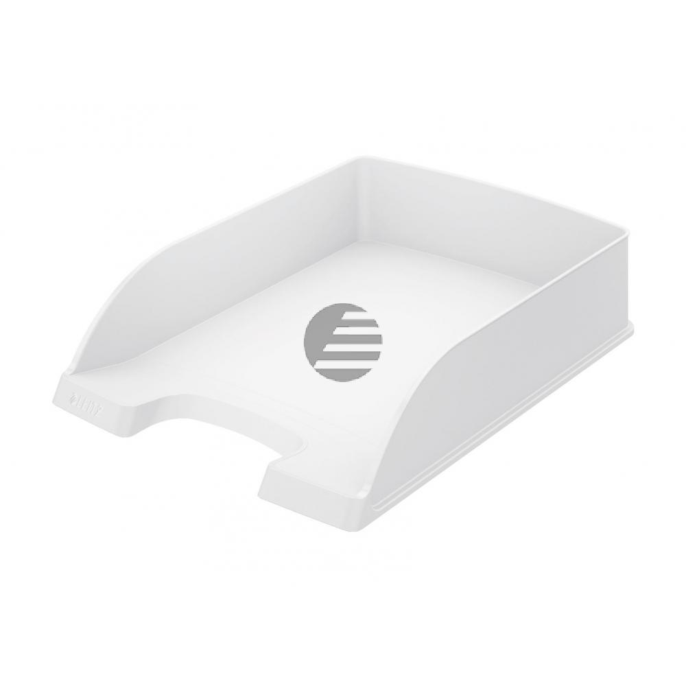 Leitz Briefkorb Plus A4 weiß 255 x 360 x 70 mm