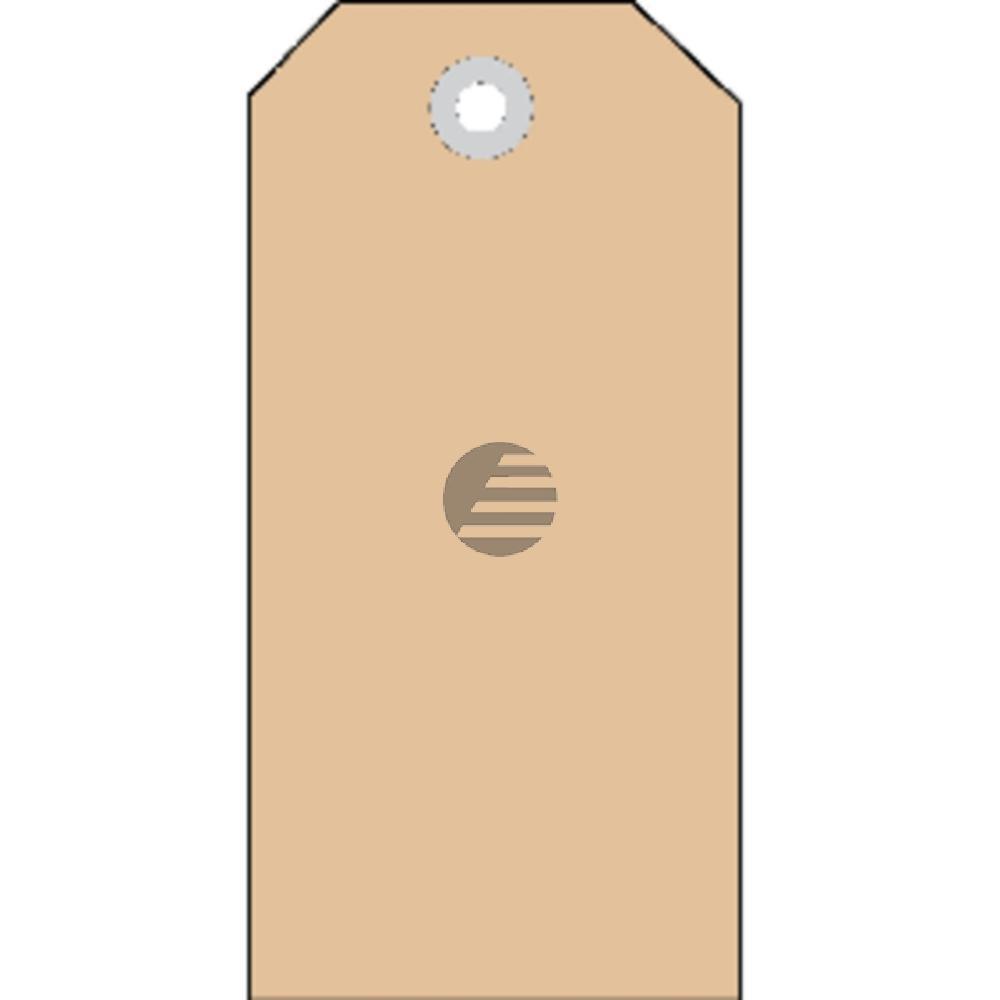 Herma Anhängezettel 60 x 120 mm mit Pappöse Inh.1000 St. 4er Streifen