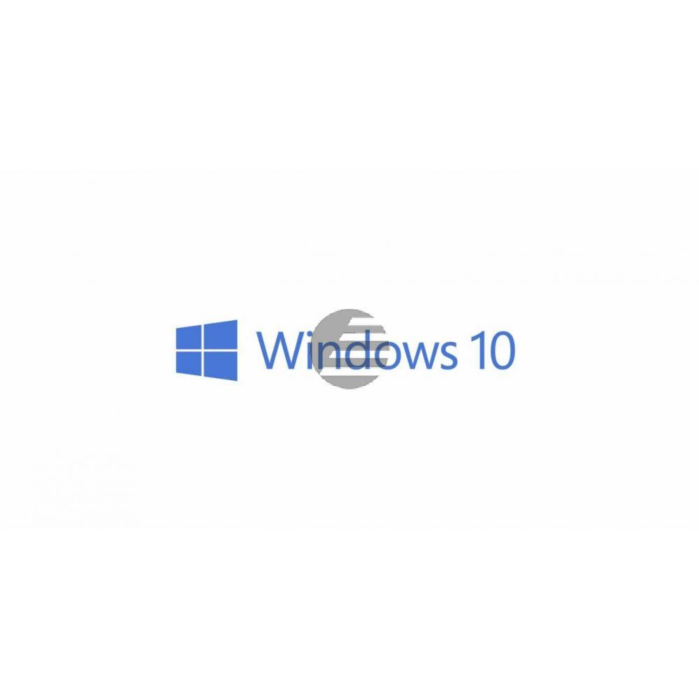 Microsoft Windows 10 Pro 64 Bit-Version DVD OEM (DE)