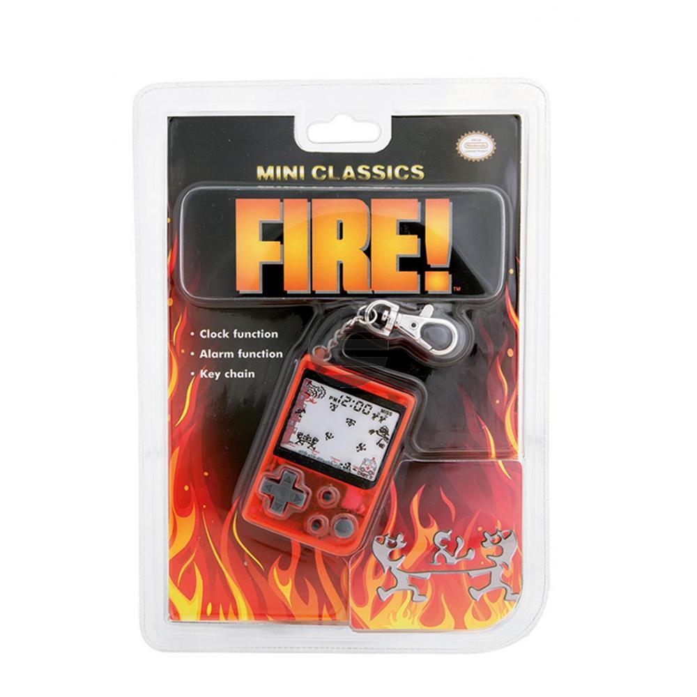 Nintendo Keychain Videogame Fire x1