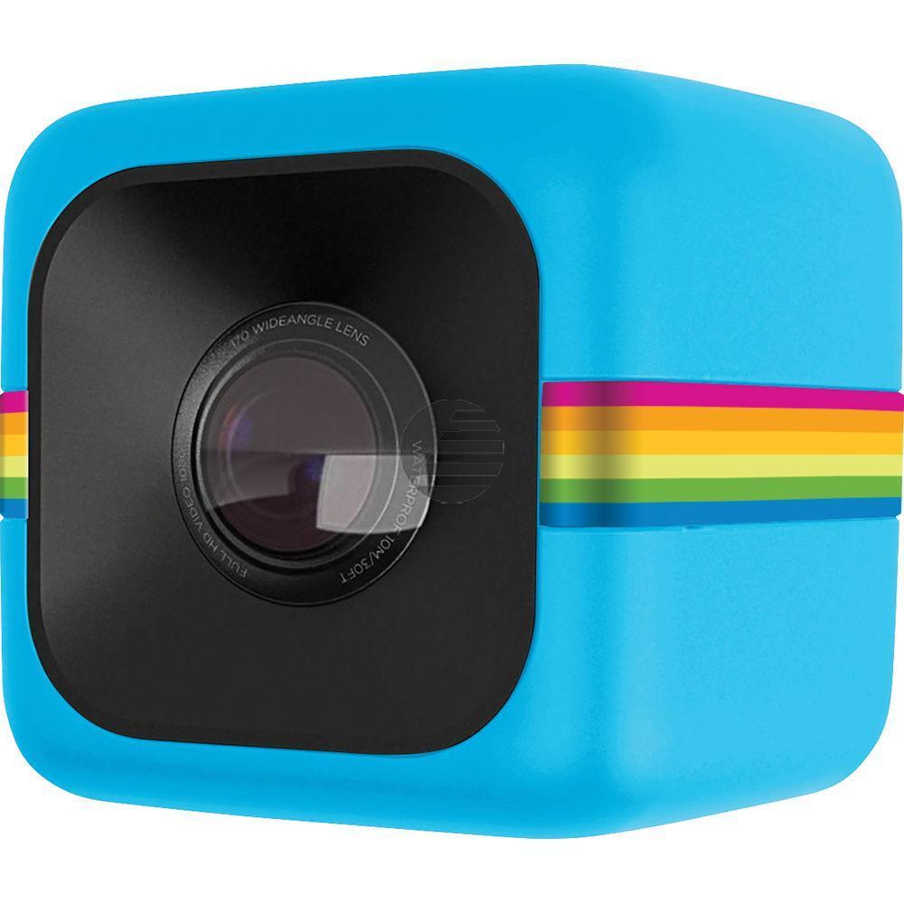 Polaroid Cube Camera blue