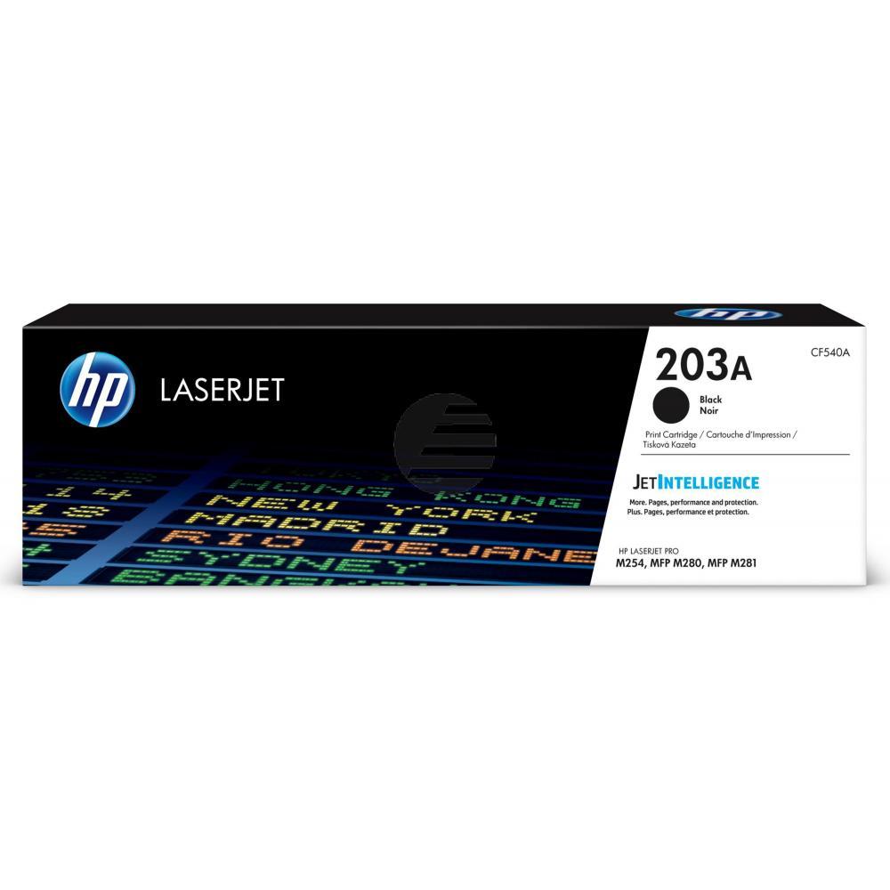HP Toner-Kartusche schwarz (CF540A, 203A)