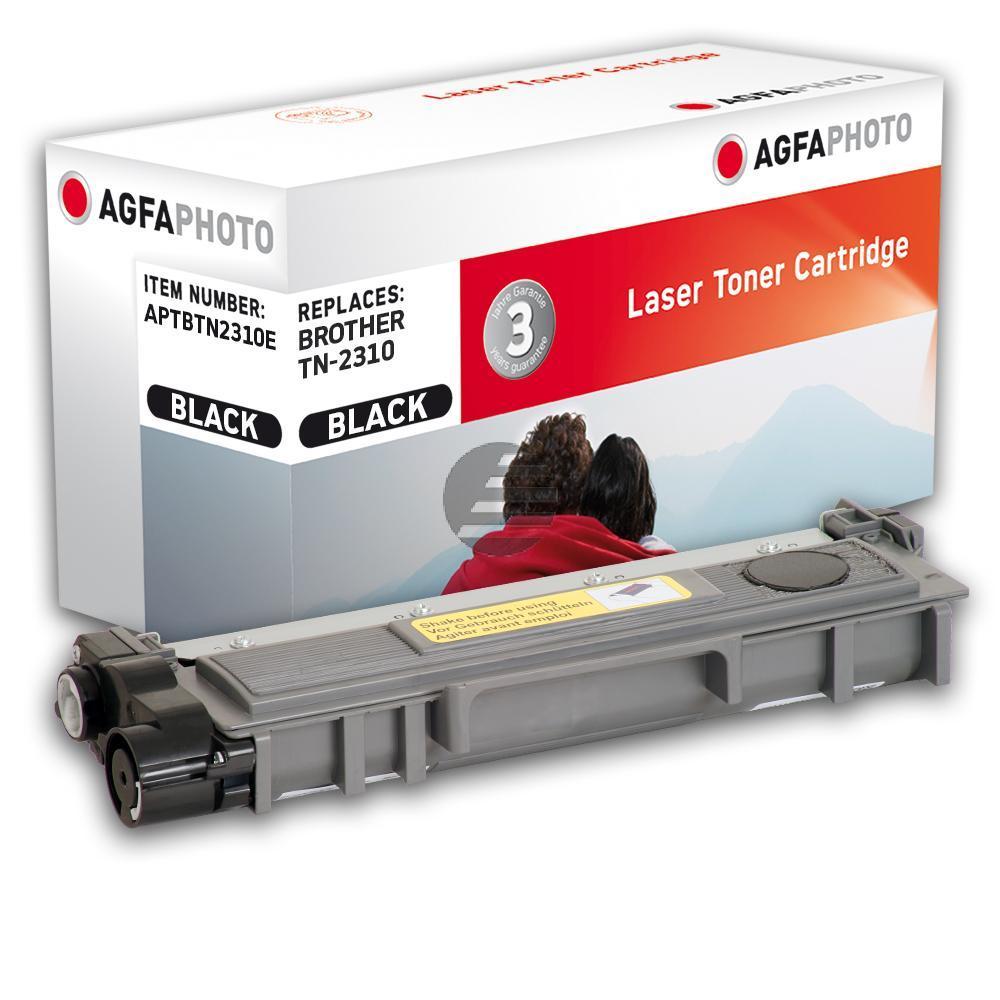 Agfaphoto Toner-Kit schwarz (APTBTN2310E)
